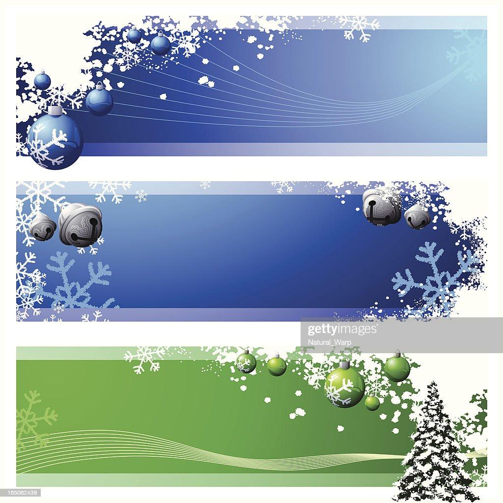 Christmas Tri - Panels