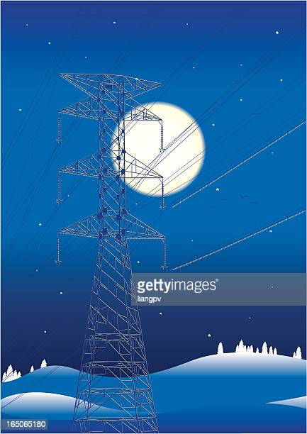 christmaslighting - steel cable stock illustrations, clip art, cartoons, & icons