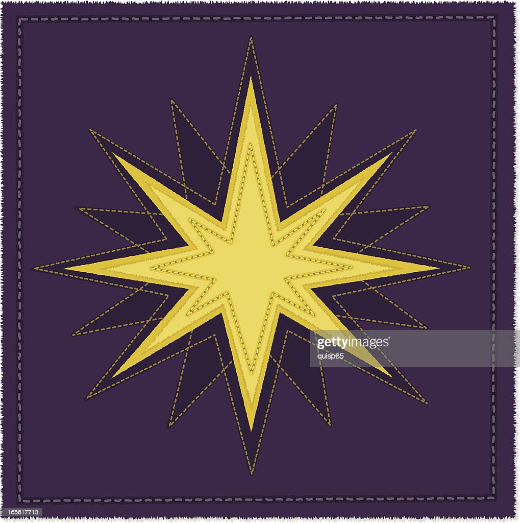 Christmasnorth Star Vector Art | Getty Images