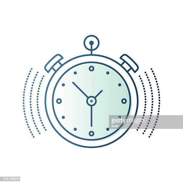 Chronometer Symbol