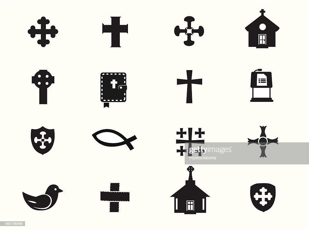 Church & Religion Icons