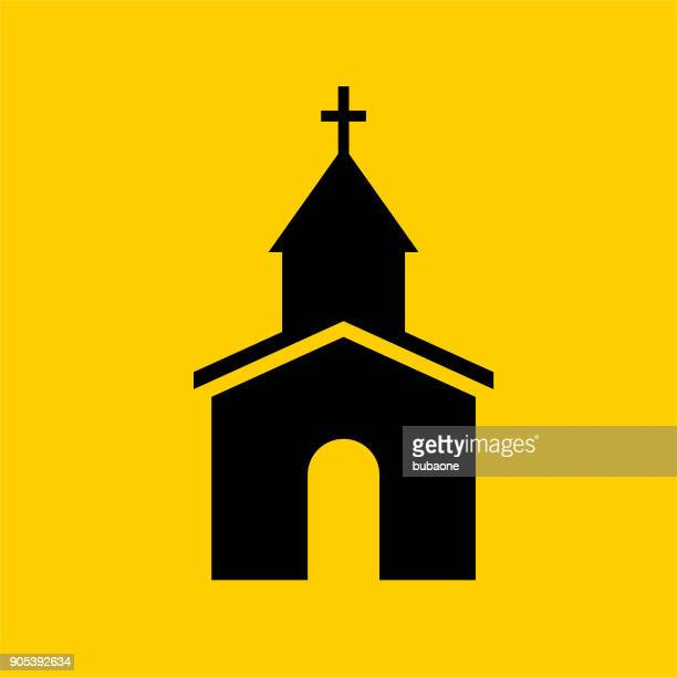 church. - chapel stock illustrations, clip art, cartoons, & icons