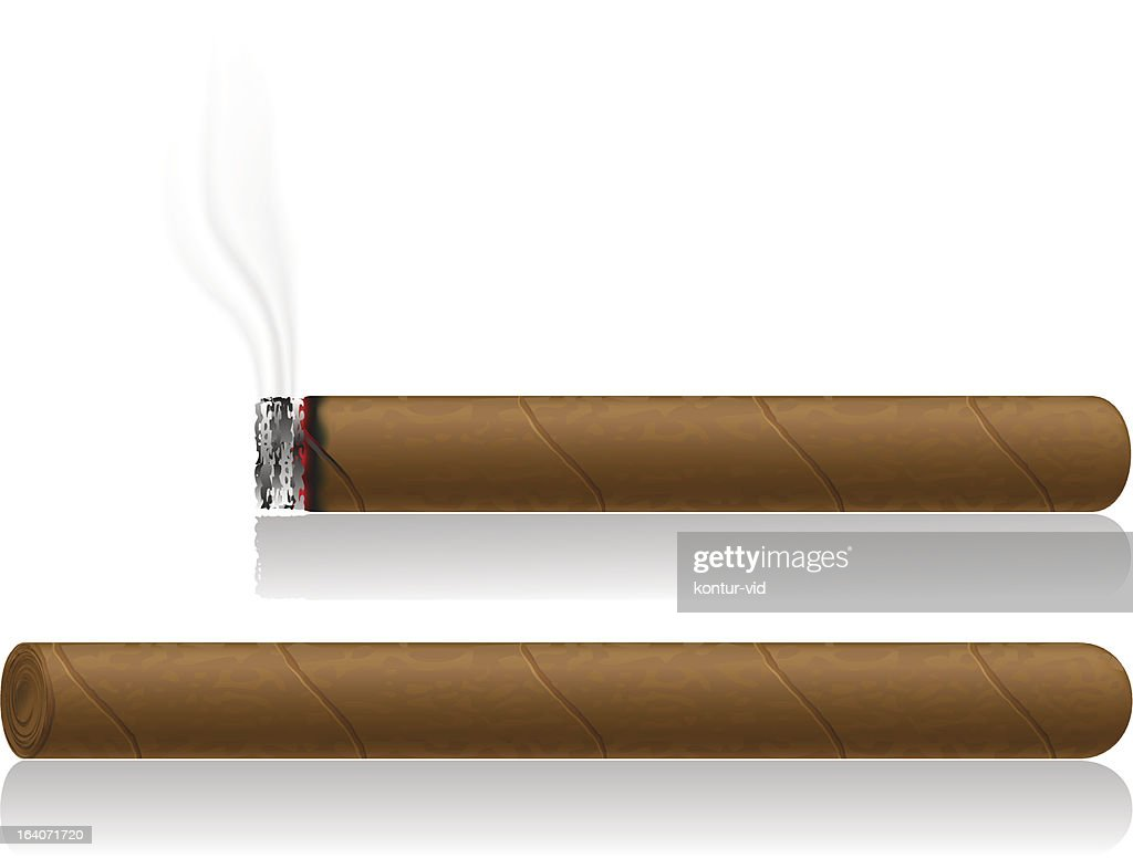 cigars vector illustration