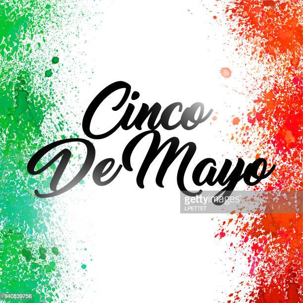 cinco de mayo - cinco de mayo stock illustrations
