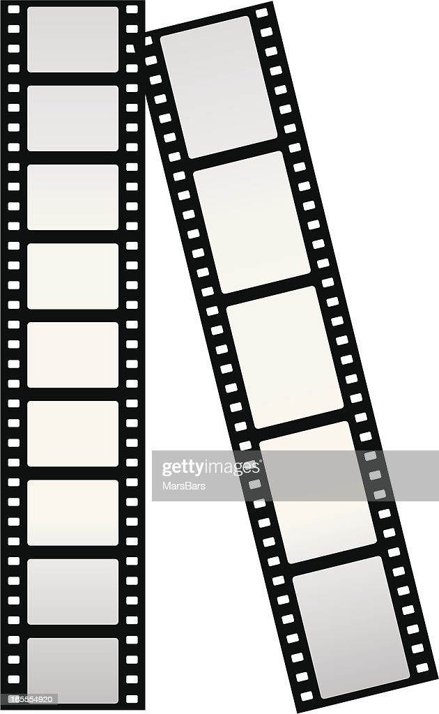 Cinema and photo film [VECTOR] : stock illustration