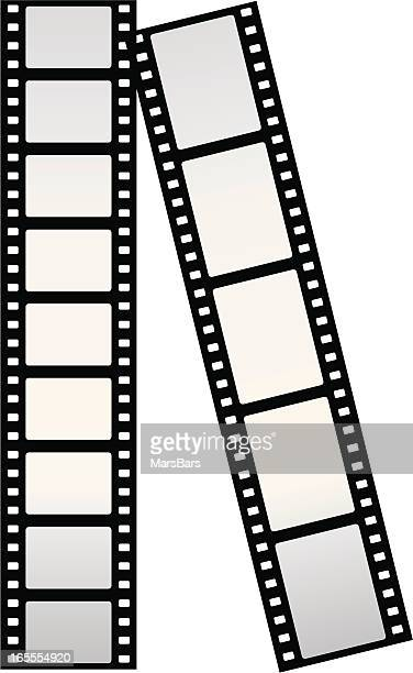 Cinema and photo film [VECTOR]