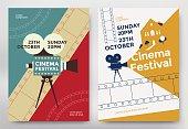 Cinema festival poster