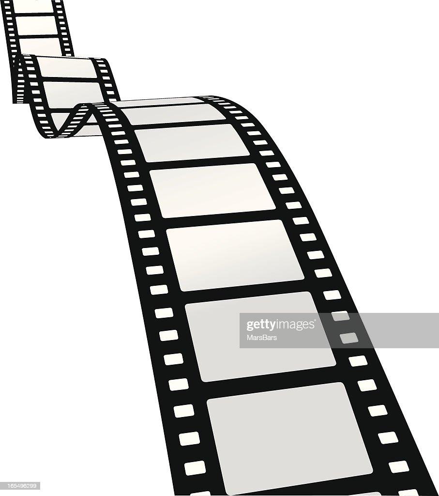 cinema filmstrip [VECTOR] : stock illustration
