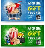 Cinema Gift Voucher