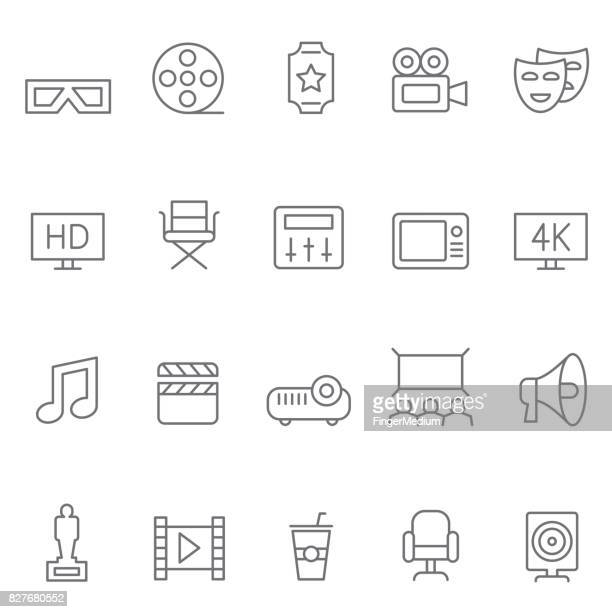 Kino icon-set