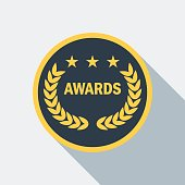 cinema laurel award icon