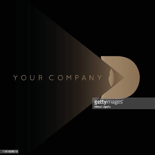 cinema logo - film studio stock illustrations