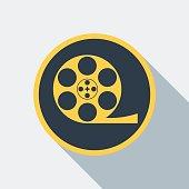 cinema type icon