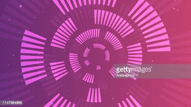 circle pattern background - mandalas india stock illustrations