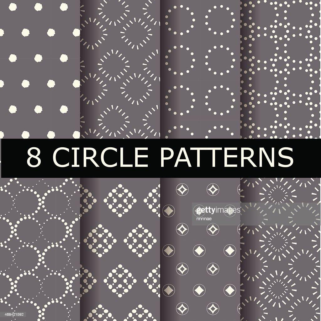 circle pattern set
