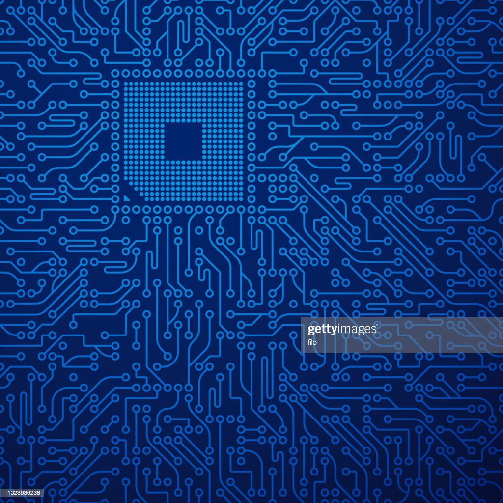 Circuits Circuit Board Background Vector Art Getty Images Pictures