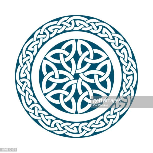 528 Celtic Knot High Res Vector Graphics Getty Images