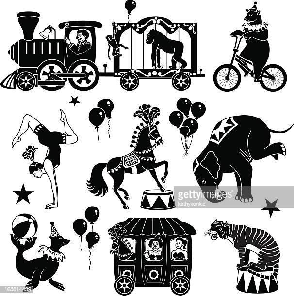 circus caracteres