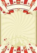 circus kraft sunbeams poster