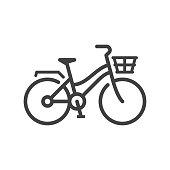 City bike icon