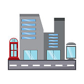 city buildings design