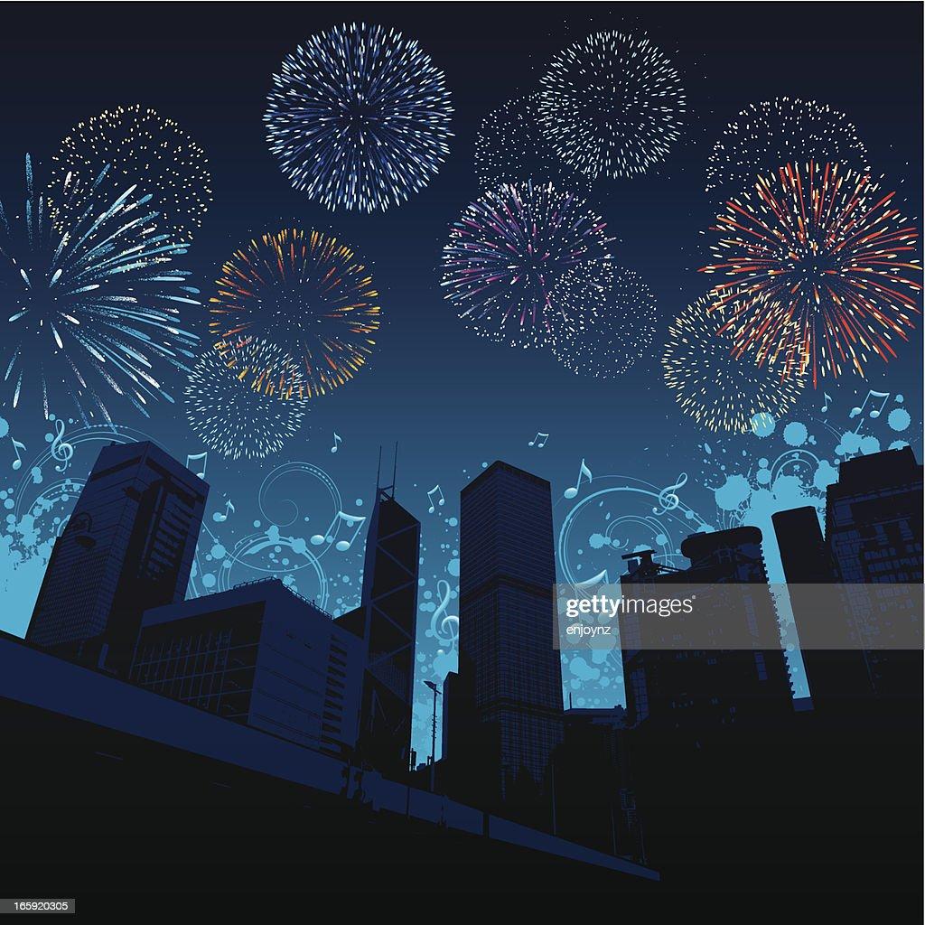 City celebration