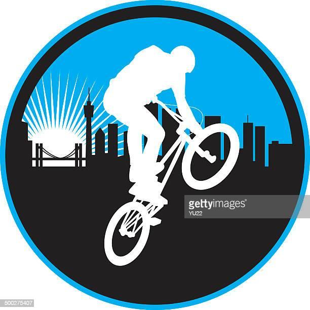 City Freestyle Biker