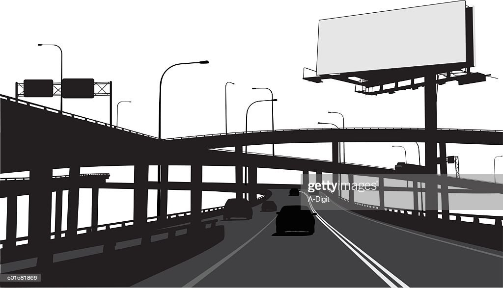 City Highway Billboard