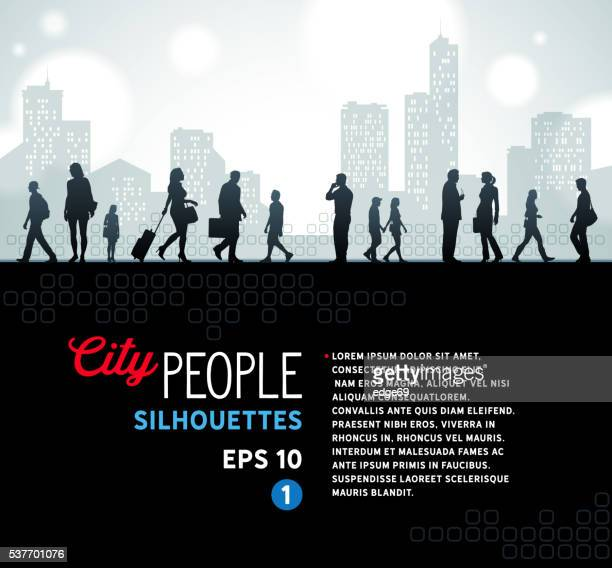 City People Set