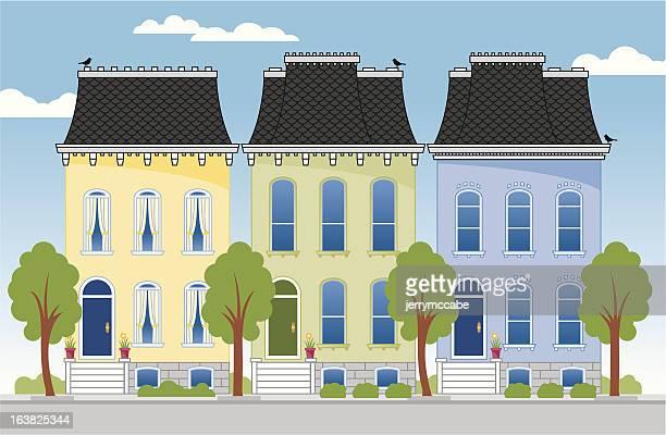 City Row Houses