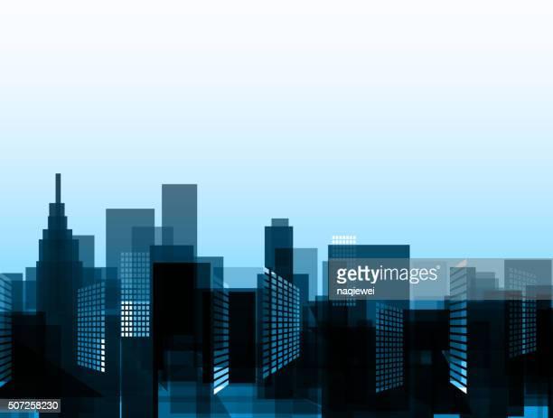 city - gewerbegebiet stock-grafiken, -clipart, -cartoons und -symbole
