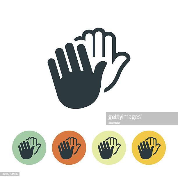 Bater Palmas de mãos ícone
