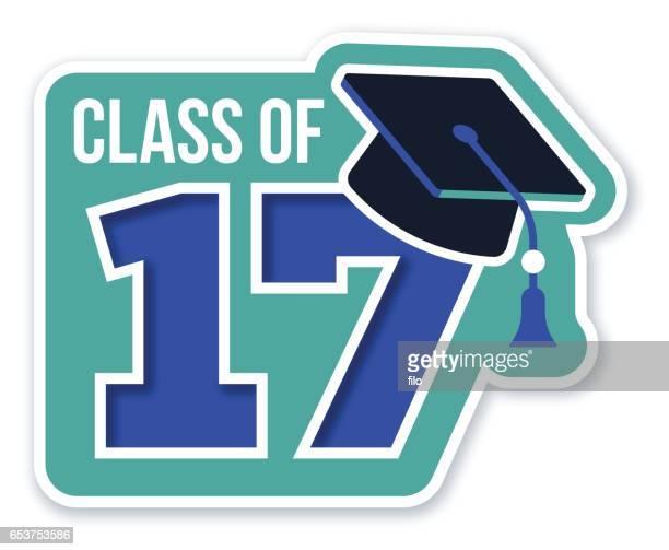 Class of 2017 Graduation Cap