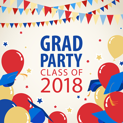 Class of 2018 Grad Party - gettyimageskorea