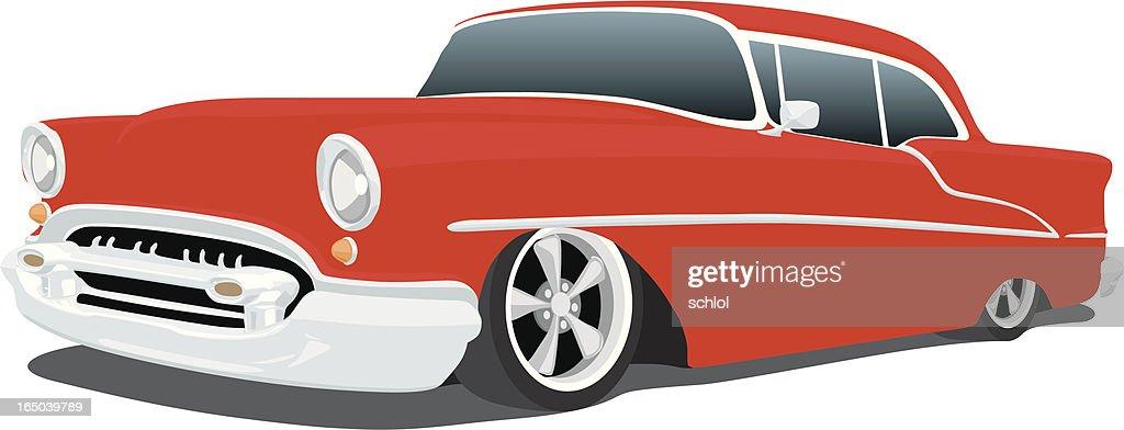 Classic 1950's Chevrolet