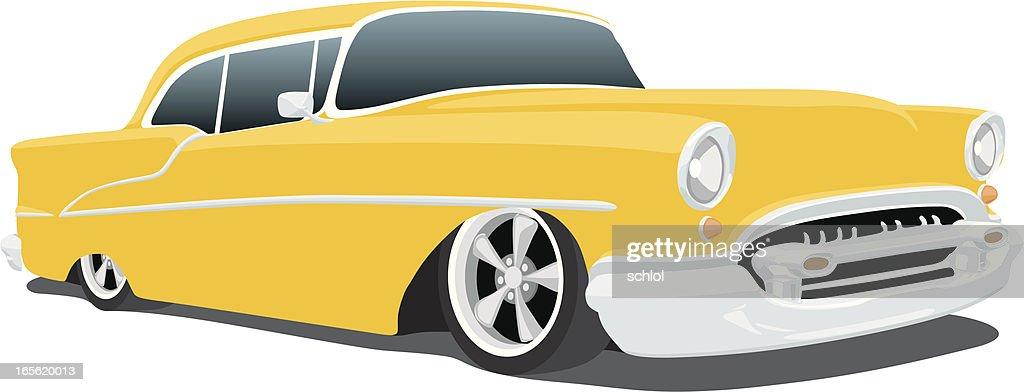 Classic 1955 Chevrolet Bel Air