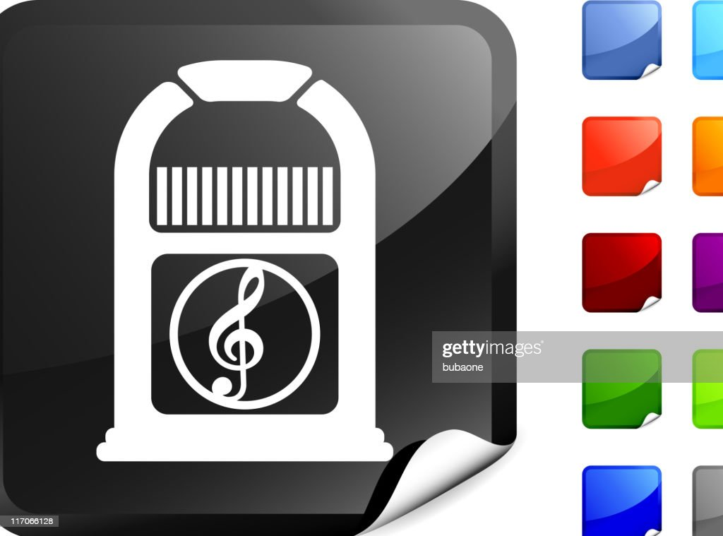 classic bar jukebox internet royalty free vector art