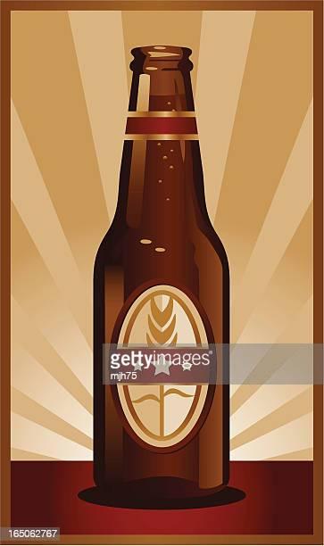 Classic  Beer Bottle