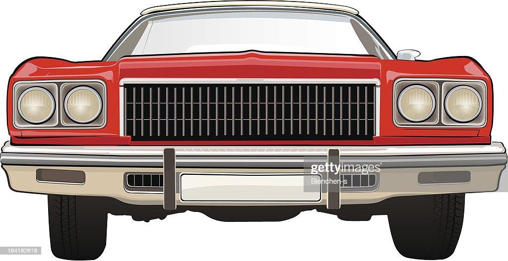 Classic car. Chevrolet.