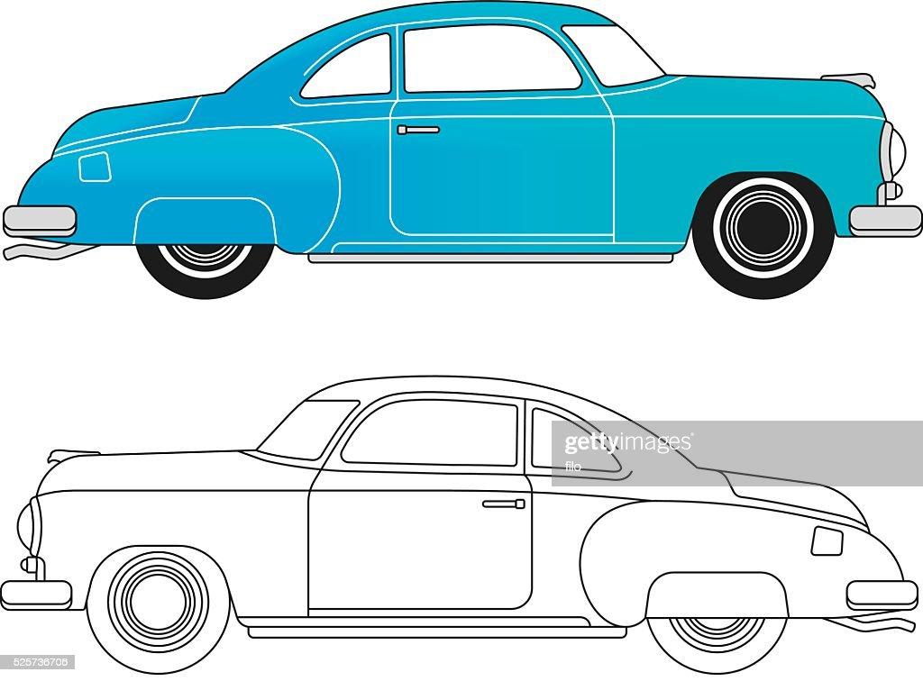 Classic Car Concept