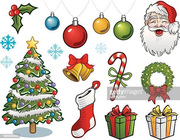 Classic Christmas Elements
