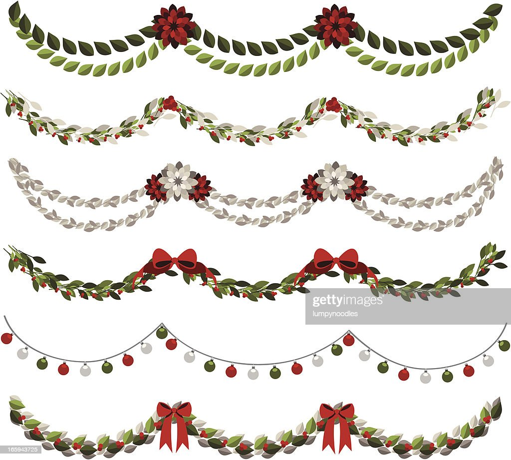 Classic Christmas Garlands