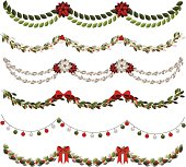 Free Floral Garland Clipart And Vector Graphics Clipart Me
