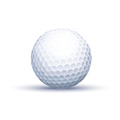 Classic Golf Ball