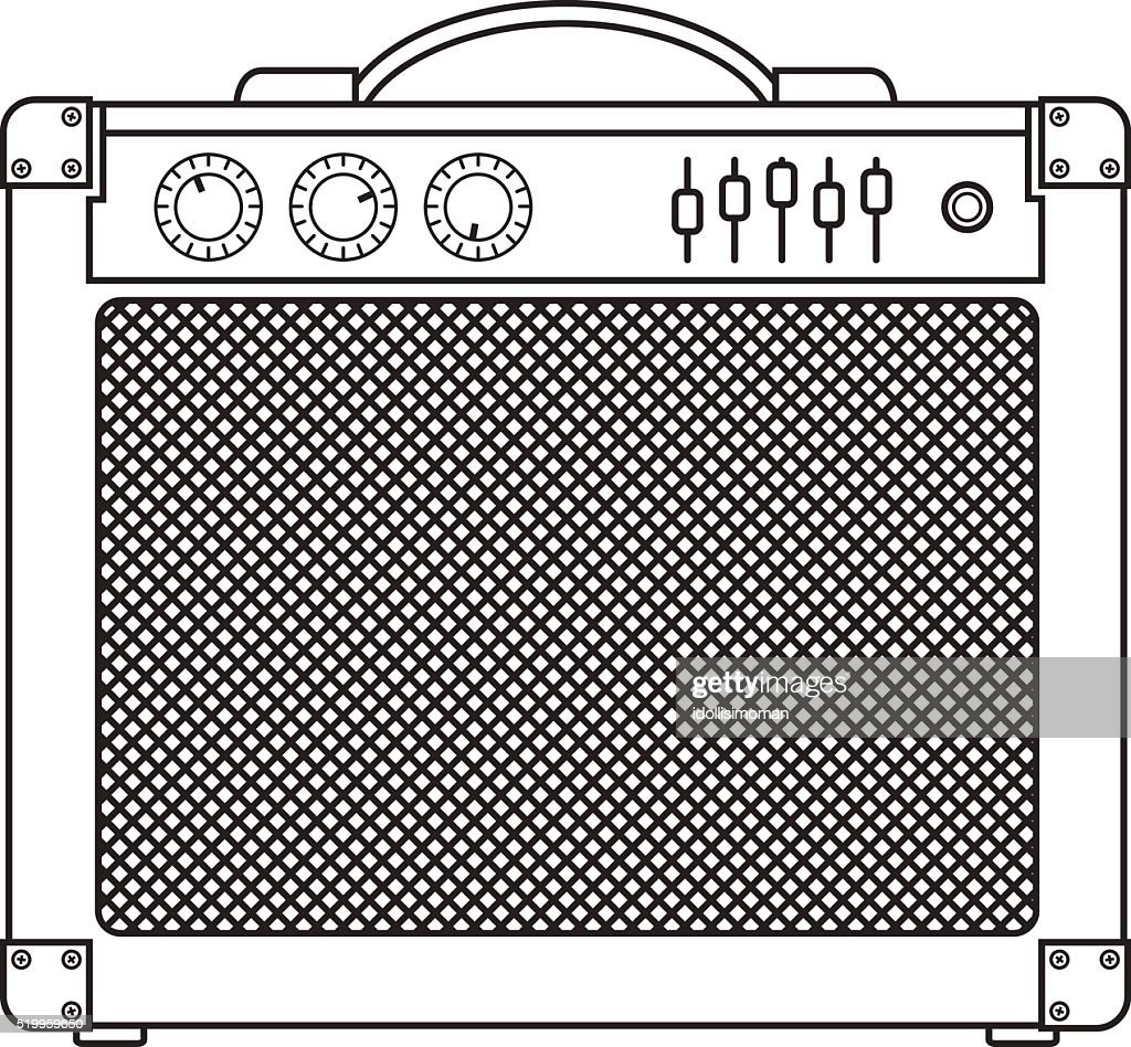 Classic Guitar Amplifier