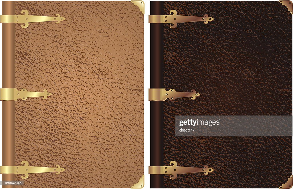 Classic Leather Bookcover