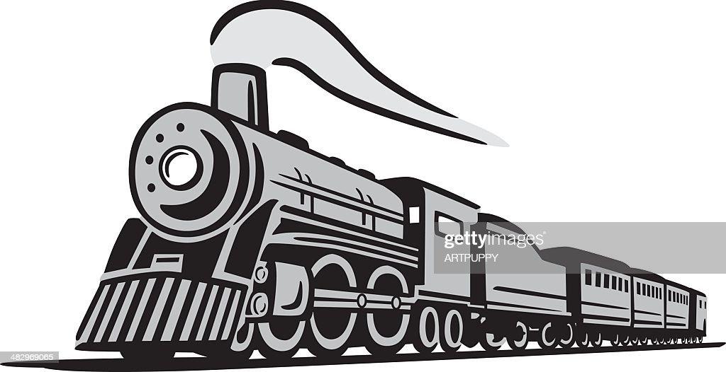 30 Meilleurs Locomotive Illustrations Cliparts Dessins Animes Et