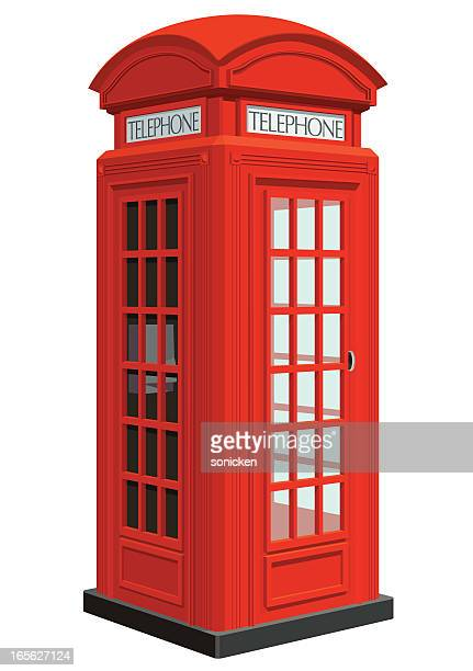 Classic Telephone Booth