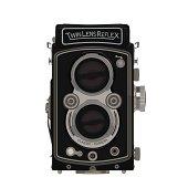 Classic TLR Camera