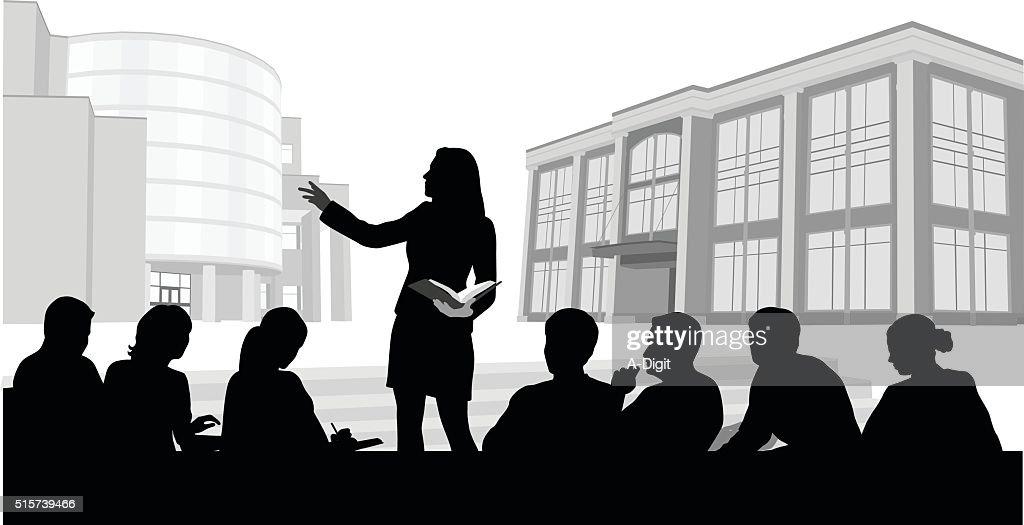 Classroom Presentation Technology
